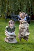 Springtime Traditional Garden Games
