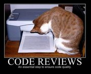 Code Reviews with  Trevor Lalish-Menagh