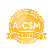 Adv. Certified ScrumMaster Training ($)