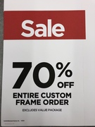 Michaels with Aaron Brothers Custom Framing