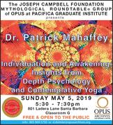 Individuation and Awakening RoundTable with Dr. Patrick Mahaffey