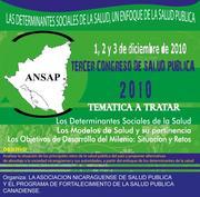 Tercer Congreso de Salud Pública