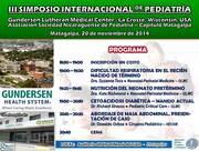III Simposio Internacional de Pediatría