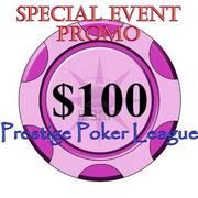 $200 Player Appreciation Poker Tournament Sunday 2/21/16