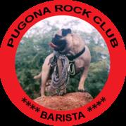 Pugona Rock Barista Club Red