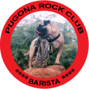 Pugona Rock Barista Club Red