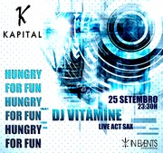 NOITE: Hungry For Fun - Kapital