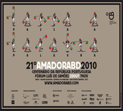 FESTIVAIS: 21.º Amadora BD