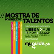 FESTA: Mostra de Talentos: Festa de lançamento MyGuide