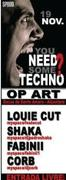 NOITE: Need Some Techno