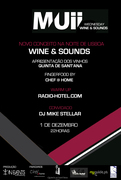 NOITE: MUII - Wednesday WINE & SOUNDS