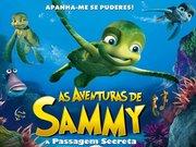 CINEMA: Aventuras de Sammy - A Passagem Secreta