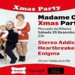 FESTA: Madame Cabaret Xmas Party