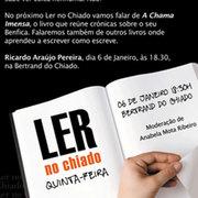 OUTROS: LER no Chiado