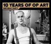 FESTA: 10º Aniversário do OP ART