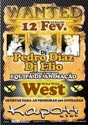 Mega Festa Wild Wild West@Kapott Club Almeirim