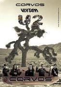 MÚSICA: Corvos visitam U2