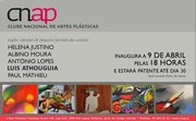 EXPOSIÇÕES: Colectiva de pintura e escultura