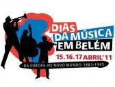 MÚSICA: Dias da Música em Belém - Da Europa ao Novo Mundo 1883-1945