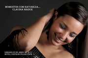 MÚSICA: Claudia Madur
