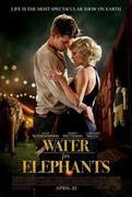 """CINEMA: """"Water for Elephants"""" - Água aos Elefantes"""