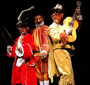 TEATRO: Os Três Capitães