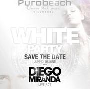 NOITE: White Party – PuroBeach Vilamoura