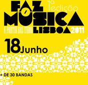 FESTAS: Faz música Lisboa
