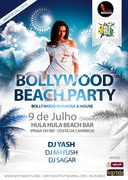 NOITE: Bollywood Beach Party