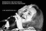 MÚSICA: Quarteto Luísa de Carvalho