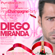 NOITE: Pink Champanhe Party
