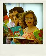MÚSICA: d'Formação Coro Infantil EM'trad