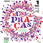 AR LIVRE: Música nas Praças