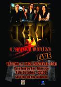 """IBERIA APRESENTAM """"REVOLUTION"""" AO VIVO NO TATTOO ROCK FESTIVAL!"""