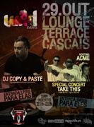 NOITE: Wild Sessions @ Lounge Terrace Cascais
