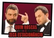 ESPECTÁCULOS: Quim Roscas e Zeca Estacionancio