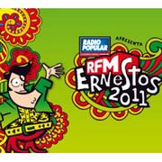 ESPECTÁCULOS: Prémios Ernestos 2011