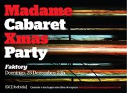 NOITE: Madame Cabaret Xmas Party 2011