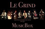MÚSICA: Le Grind