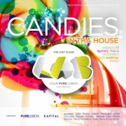 NOITE: LAB the Lost Floor presents Candies in tha House
