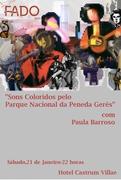 MÚSICA: Noite de Fado-Paula Barroso