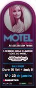 NOITE: A Melhor Amiga da Barbie - Noite de Motel