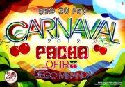NOITE: Carnaval no Pacha