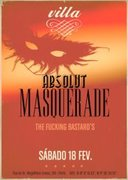 NOITE: Absolut Masquerade Villa Saturdays