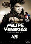 NOITE: Felipe Venegas - (Cadenza)