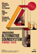 NOITE: Aniversário Alternative Soundsystem