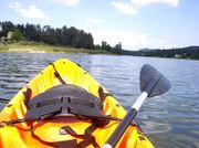 AR LIVRE: Aluguer de canoas