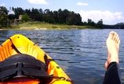 AR LIVRE: Canoagem no Rio Dão
