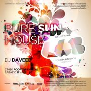NOITE: LAB the Lost Floor - PURE (Sun) House