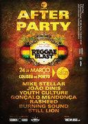 NOITE: 1ª Linha After Party- Reggae Blast`12